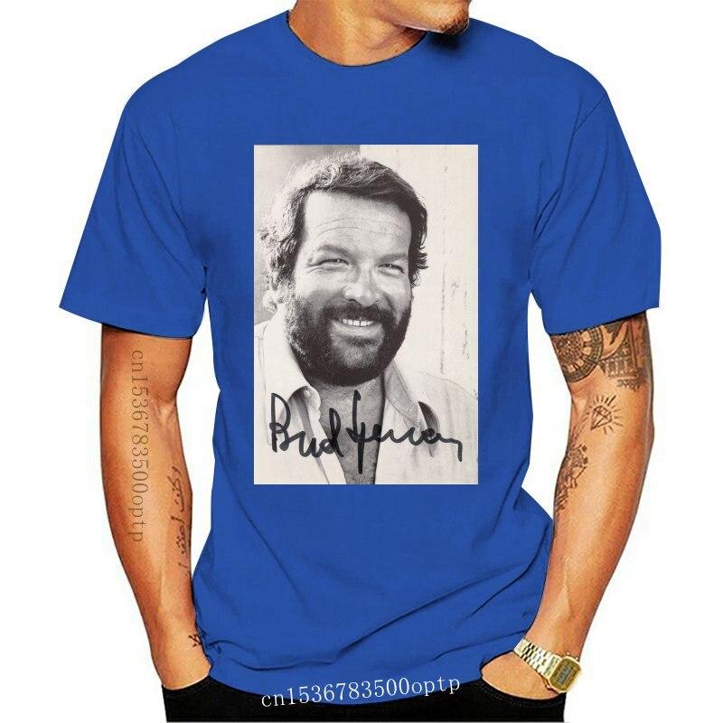 New 2021 Fashion Bud Spencer Man Woman T-Shirt Unisex Tee