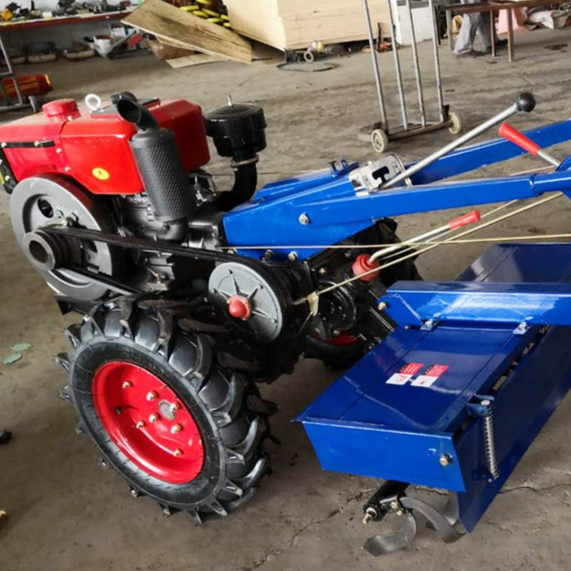 8-22hp Mini power tiller with kinds of accessories farm tools with big discount