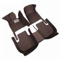 HeXinYan Custom Car Floor Mats for Audi all model A1 A3 A8 A7 S8 R8 TT SQ5 A6 Q3 Q5 Q7 A4 A5 S5 S6 S7 S3 SR4-7 auto accessories