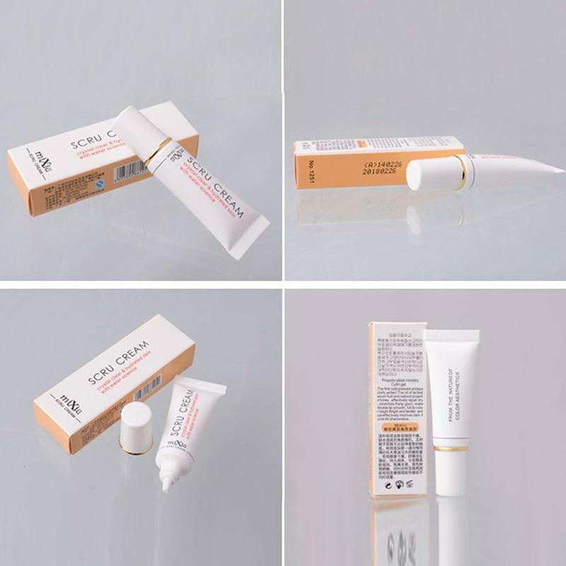 Propolis Lip Scrub Cream Keratin Gel Removal Moisturizing Exfoliating Full Lips Cosmetics Dead Skin Removal Lip Skin Care