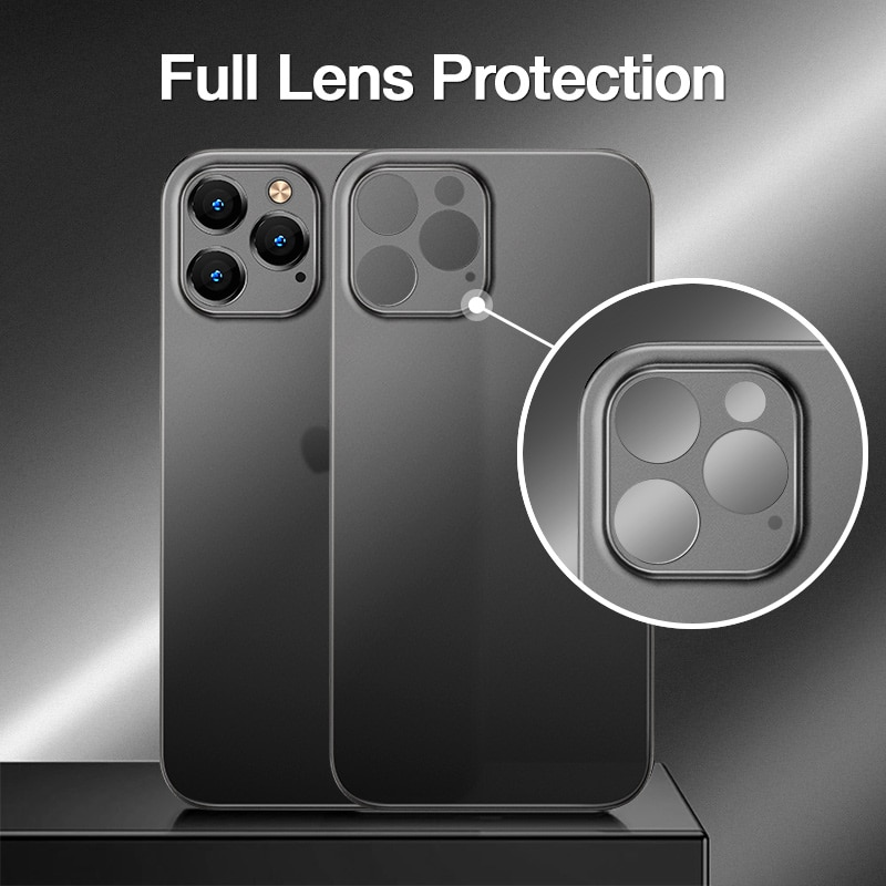 Ultra Thin Soft Mobile Phone Case for iphone 12 pro max Iphone 11 shell iphone xr case Silicone F