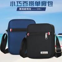 2021 new fashion crossbody bags casual mens bag waterproof oxford cloth bag mobile phone bag sports shoulder bag messenger bags