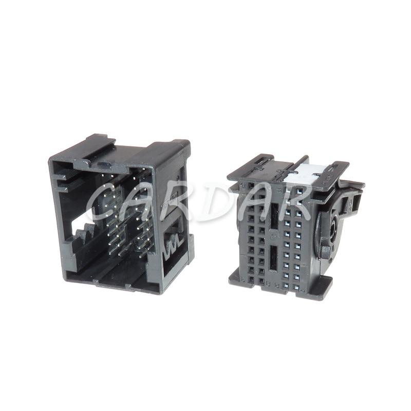 1 Набор 40 Pin 967286-1 Автомобильный Электрический кабель розетка автомобильный жгут проводов разъем