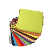 modern style chair cushion living room solid color dining chair cushion sofa seat pad student classroom bench gift cushions