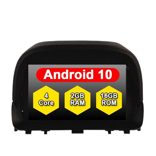 ANDROID 10,0 para BUICK ENCORE construido OBD-en función de auto radio estéreo DVD Gps Automotivo jugador UNIVERSAL Central Multimidia