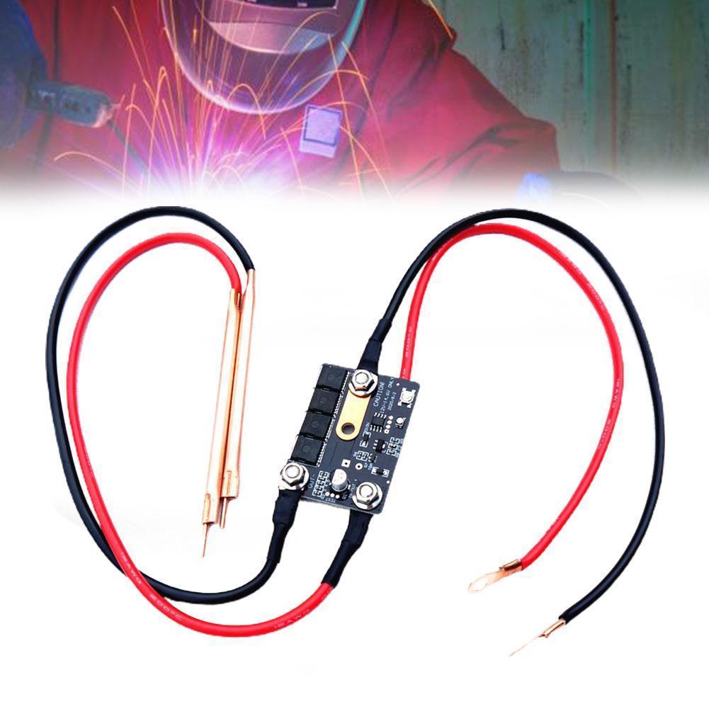 18650 / 26650 DIY Portable 12V Battery Storage Spot PCB Circuit Board Welding Welders Spot Pen Equipment Machine Welding Z5Y0