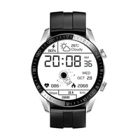allcall p59 make call watch 1 28 inch smart watches men fitness tracker heart rate waterproof smartwatch man for android apple