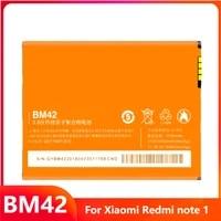 bm42 replacement phone battery bm42 for xiaomi redmi note 1 redmi note1 3200mah