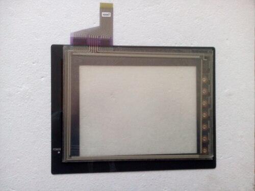 UG330H-SS4 ، UG330H-VH4 غشاء فيلم + لوحة اللمس الزجاج ل HMI إصلاح ~ تفعل ذلك بنفسك ، دينا في المخزون