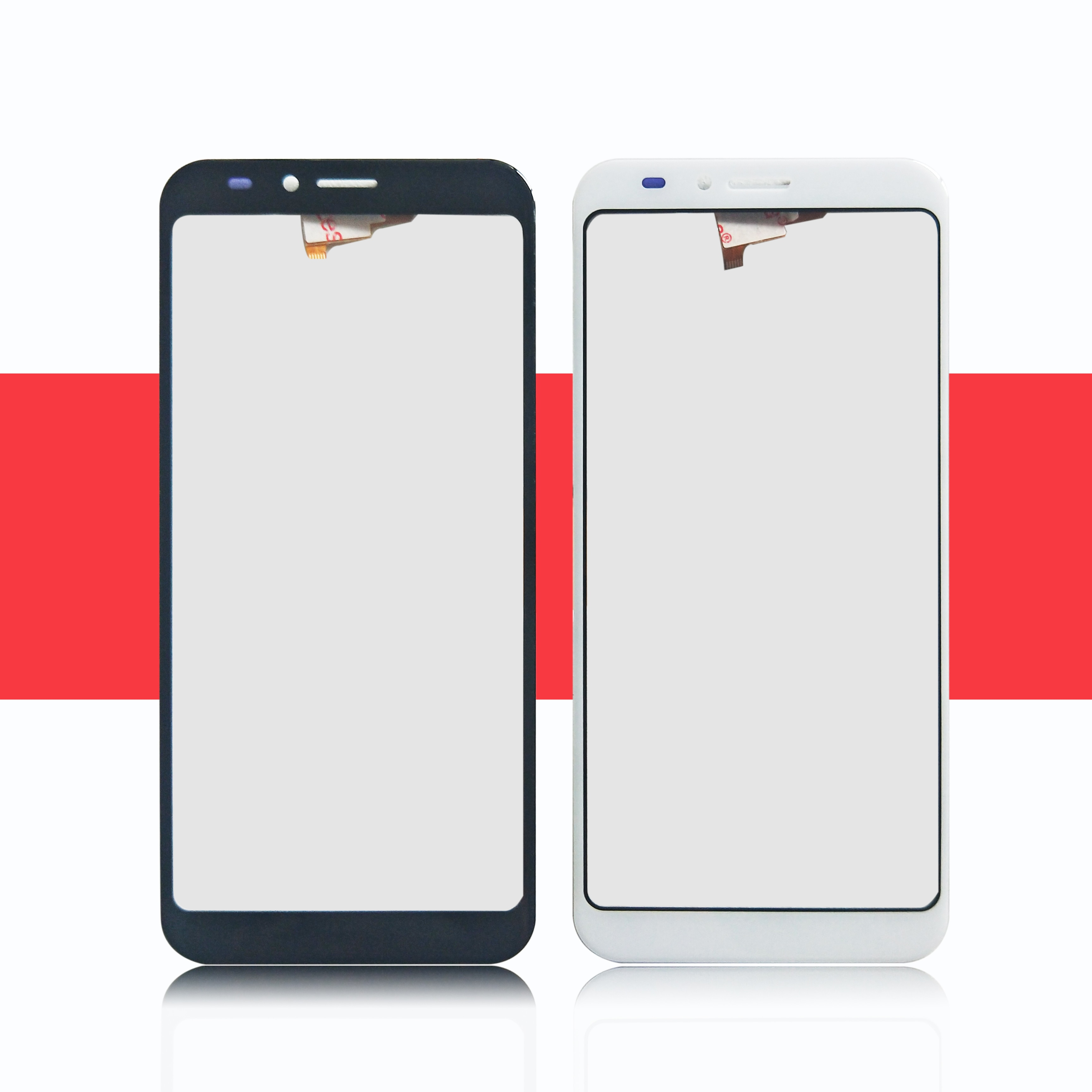 Nuevo, 5,5 pulgadas, para INOI kPhone / INOI kPhone 4G, sensor de cristal de pantalla táctil, panel de cristal, lente de repuesto para teléfono móvil