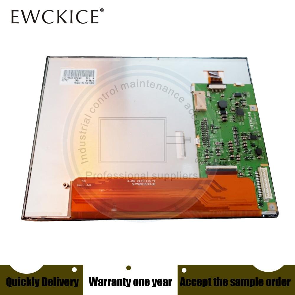 Nuevo tx17d55vm2cabina tx17d55vm2cabina REV. A PLC HMI LCD monitor Pantalla de cristal líquido