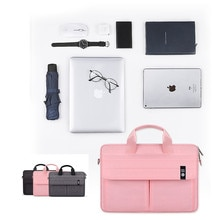 "Laptop Shoulder Bag Case For Huawei Honor MagicBook MateBook 14 13 X Pro 13.9"" E 12 D/B 15.6 inch 13.3 15 Inch Nootbook Handbag"