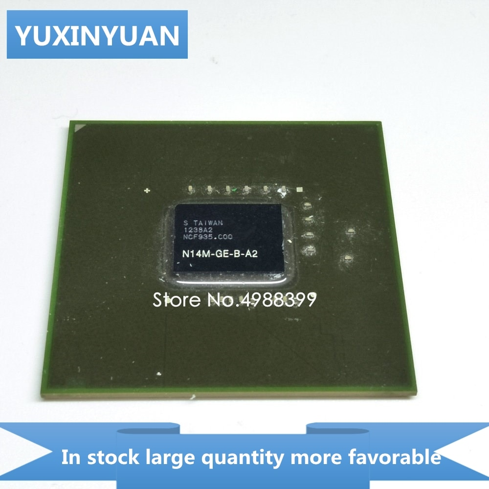 Yuxinyuan 1psc N14M-GE-B-A2 n14m ge b a2 bga em estoque