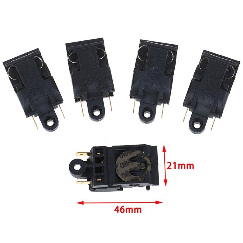 Atacado 5 pces interruptor do termostato da caldeira 16a chaleira elétrica pressão de vapor interruptor de salto