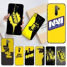 PENGHUWAN natus vincere navi Soft Silicone TPU Phone Cover for Redmi Note 8 8A 8T 7 6 6A 5 5A 4 4X 4A Go Pro