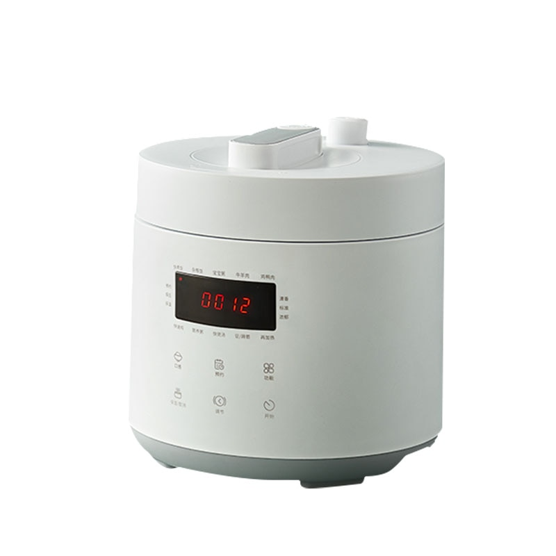 110V/220V Household Appliances 2.5L Pressure Cooker Smart Rice cooker Small electric Pressure Cooker Household Cooking Machine