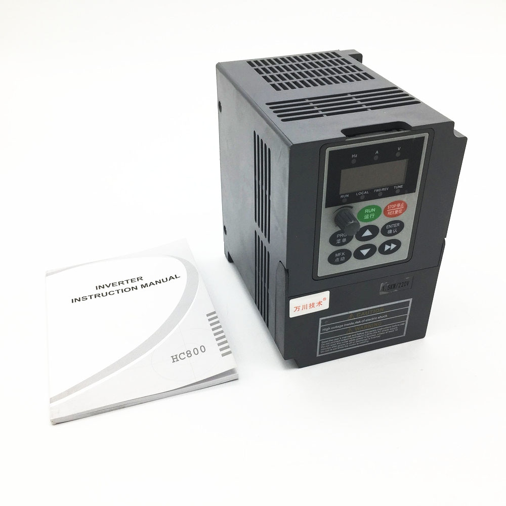 2.2KW 3HP محول تردد عالمي 380 فولت 5.1A ناقلات الإدخال VFD 3 المرحلة الناتج PID CE نك راوتر المغزل مروحة التحكم في العمق