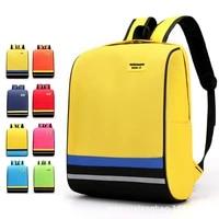 fashion school bags for teenage girls waterproof big schoolbag children backpack with reflective strips book bag kids backpack