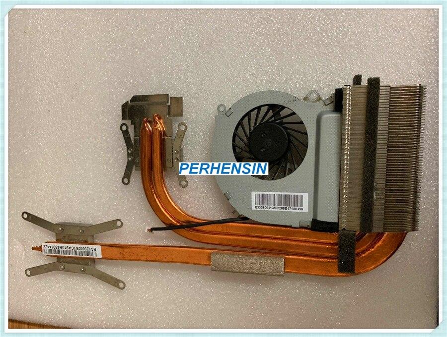 POUR MSI GE70 MS-1759 1756 1759 17.3 CPU Ventilateur De Refroidissement avec Dissipateur Thermique E312500262CA9 PAAD06015SL