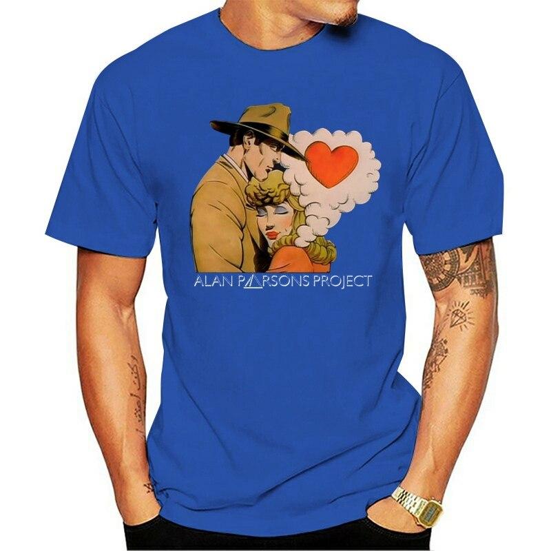 Camiseta con gráfico de Alan Parsons Project no Me contestes, ropa para...
