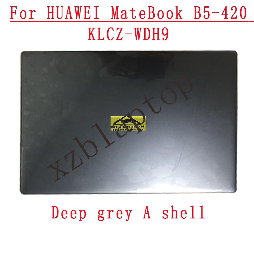 ل جديد هواوي MateBook B5-420/KLCZ-WDH9 عرض الغطاء الخلفي الإطار العلوي أعلى أسفل قذيفة أقل غطاء دفتر A/C/D قذيفة