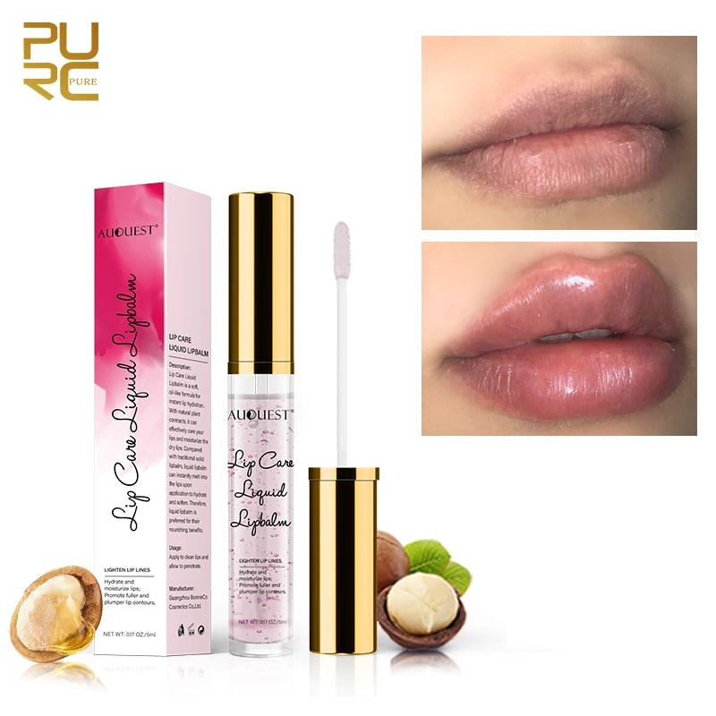 Pink Colors Lips Plumper Makeup Long Lasting Big Lip Gloss Moisturizer Plump Volume Shiny Sexy Vitam