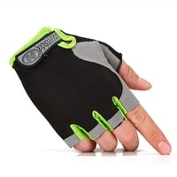 cycling sunscreen gloves mesh mountaineering summer outdoor cycling fitness sports non slip breathable korean fashion