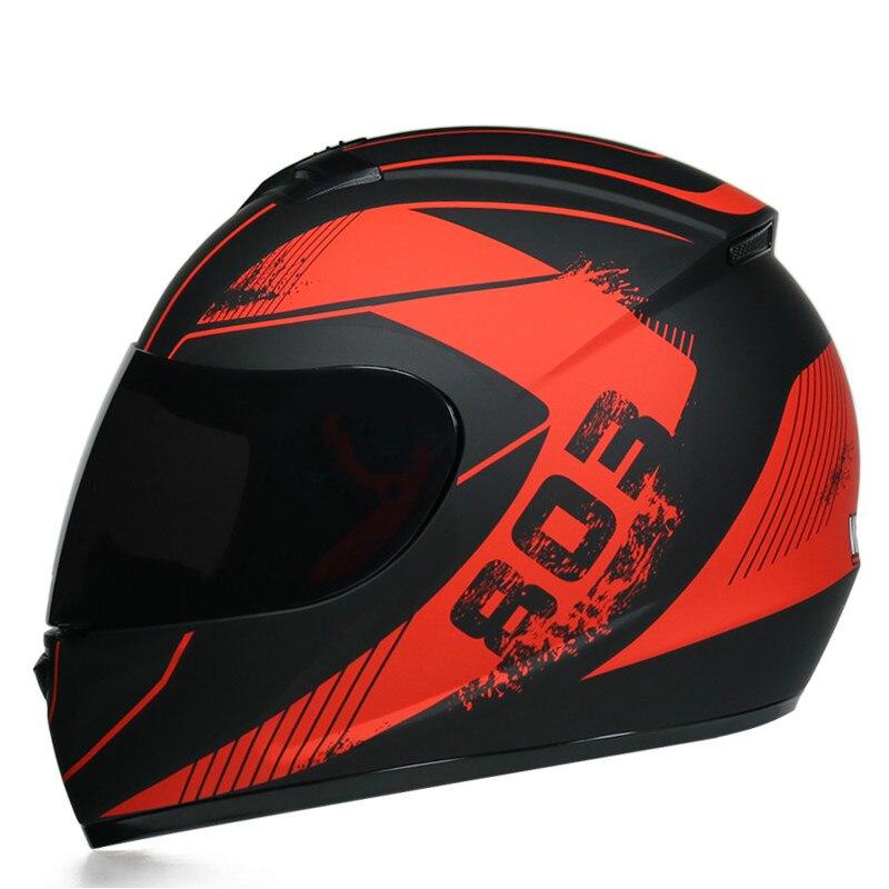 Máscara completa Para motocicleta, cascos Para Motocross, Accesorios Para Moto
