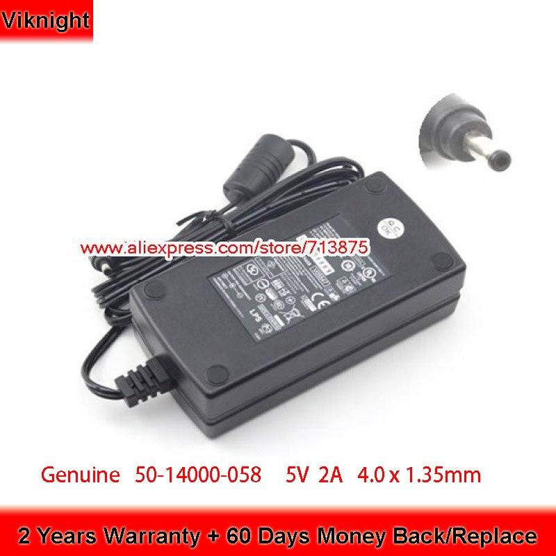 Подлинный блок питания для ноутбука 50-14000-058 5 в 2 а переменного тока для SYMBOL LS7808 LS7708