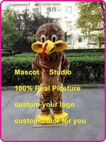 turkey mascot costume suit cosplay party game animal fancy dress outfit advertising halloween adults character carnival