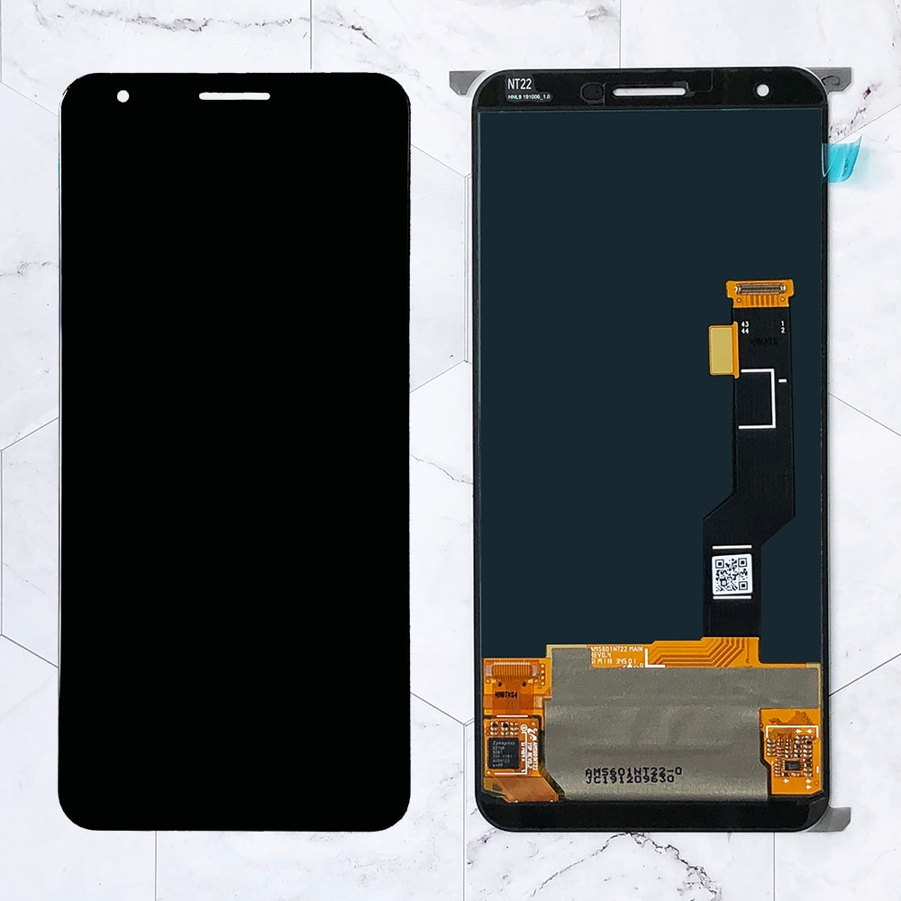 Original Amoled For Google Pixel 3A XL LCD Display Touch Screen Digitizer Assembly G020C G020G G020F Pixel 3AXL LCD Screen enlarge