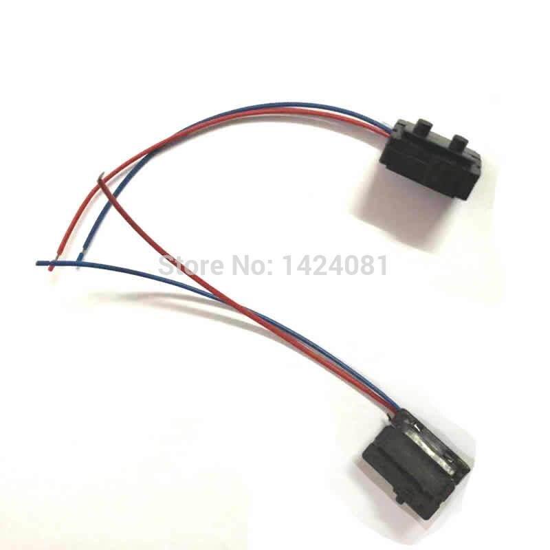 Conjunto de 3BD998785 3BD998786 cerradura de puerta Micro interruptor para VW PASSAT B5 GOLF 4 MK4 BORA POLO TOURAN Audi A6 C5 3BD 998/785 /3BD 998, 786