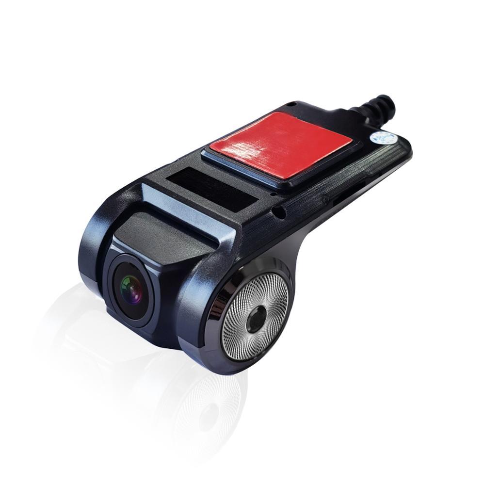 ATOTO AC-44P2 1080P USB DVR على اندفاعة كاميرا تسجيل الفيديو على الكاميرا نهاية العملية والمعاينة من ATOTO A6 سيارة ستيريو الجانب