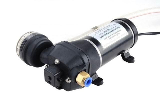 Surflo KDP-46 4.5gpm 160psi switch automaticamente corte de pressão de energia bomba de água de lavagem 220 v com desvio interno