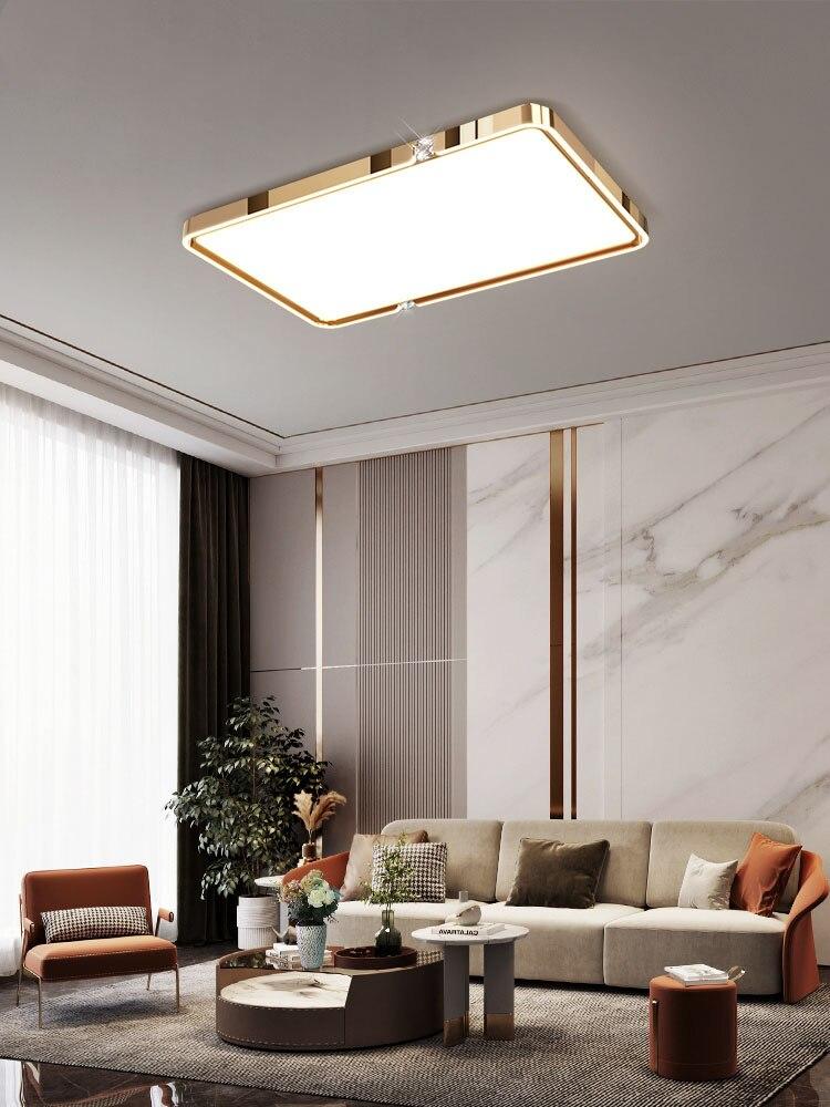 الحديثة LED كريستال الثريا غرفة المعيشة الإضاءة غرفة نوم حلقة مصباح السقف الشمال المطبخ الإضاءة ديكور المنزل الماس رين