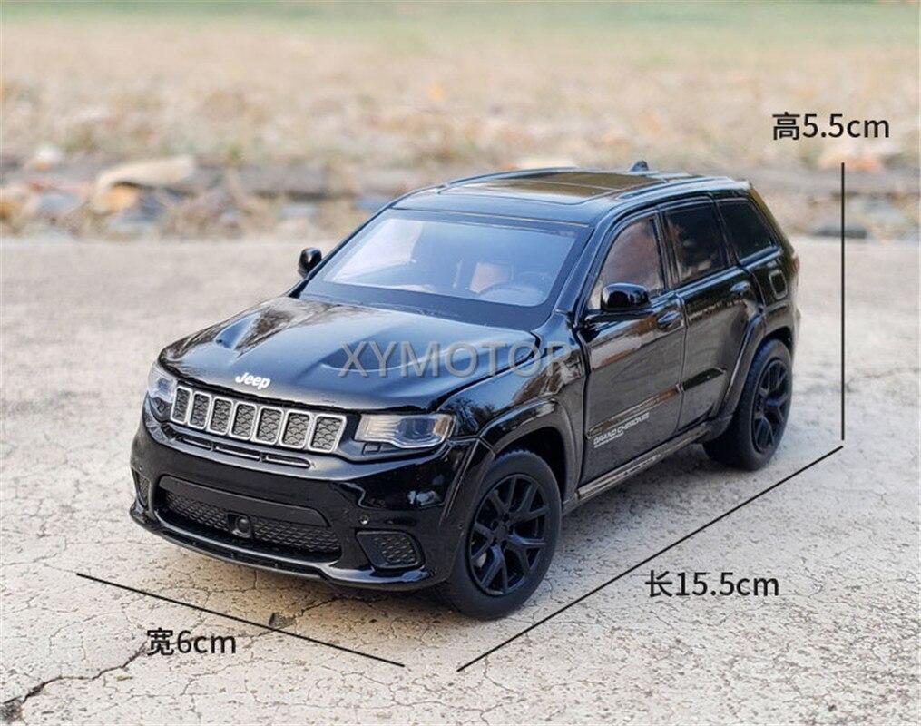 jkm carrinho de brinquedo modelo miniatura jeep grand cherokee agasalho ajustavel