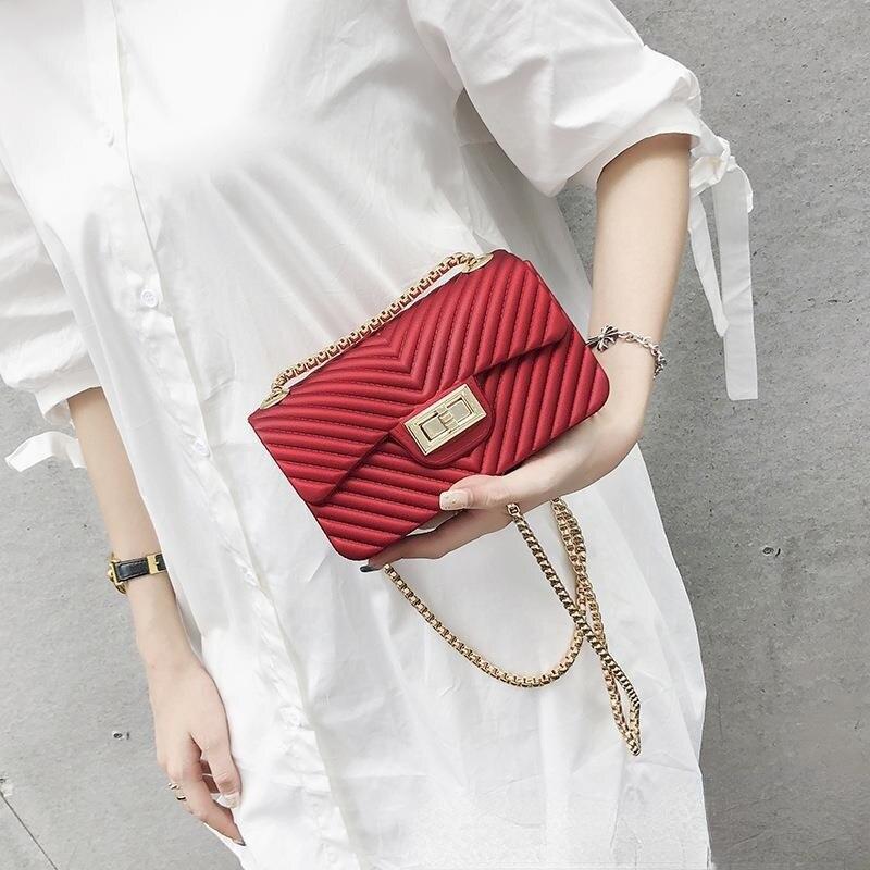 حقيبة نسائية صغيرة كورية غير لامعة موضة جديدة لعام 2021 محفظة صغيرة أنيقة فاخرة بسيطة بكتف واحد حقيبة يد نسائية