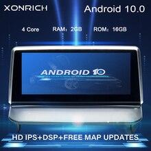 Lecteur multimédia de voiture pour VOLVO S40 C40 C30 C70 10.0-2006   Autoradio DSP, système IPS, Android 2012, Navigation GPS, stéréo, RDS Audio, 2 go