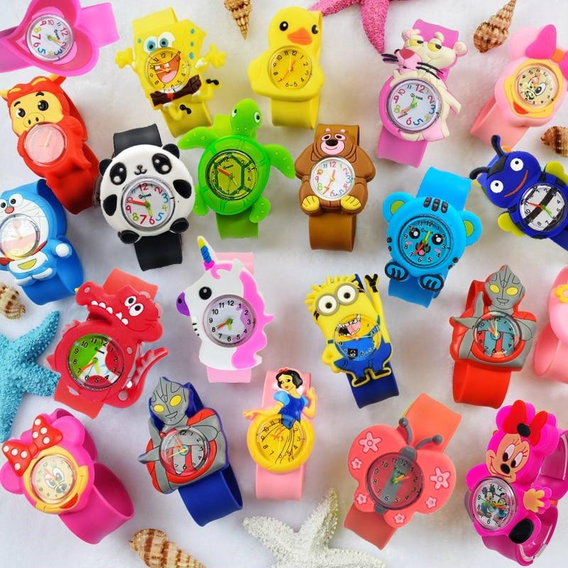 Детские игрушки, подарок, детские часы с рисунком Человека-паука, детские часы Altman, электронные часы для маленьких мальчиков и девочек, От 1 до 6 лет, детские часы