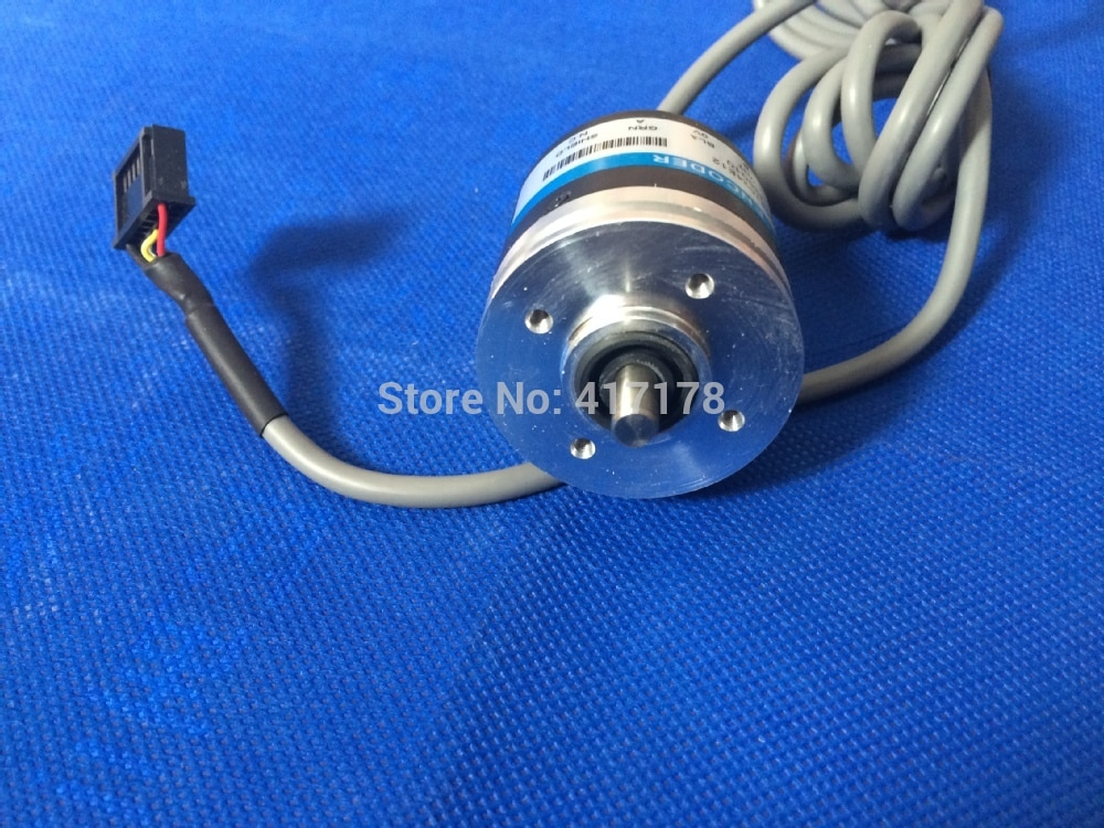 Lonati L411P-7 L404MR calcetines máquina uso 1024 Codificador rotativo D4840319