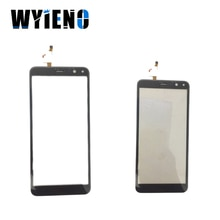 Wyieno Black Touchpad For Positivo S532 S512 S511 Touch Screen Digitizer Glass Sensor Screen