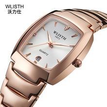 WLISTH Relojes Hombre Luxury Brand Business Wristwatch for Men Hour Male Clock Date Luminous Mens Wa