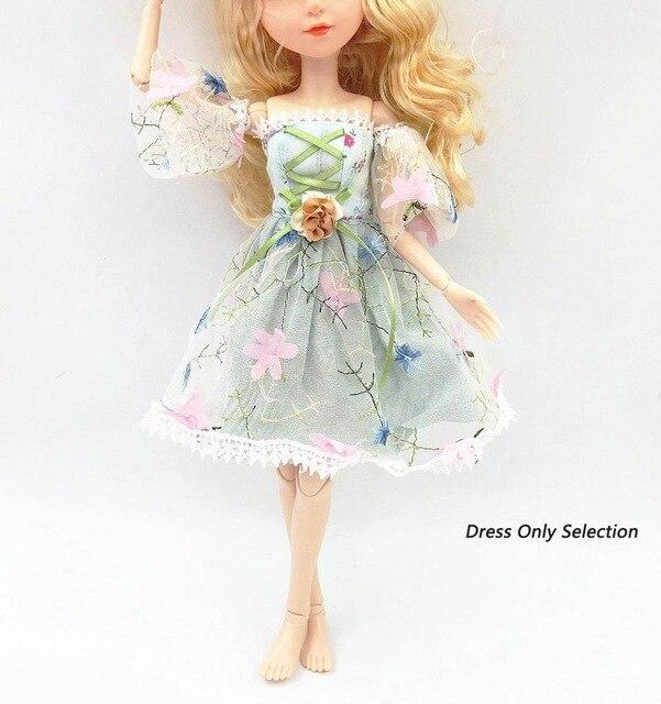 42 cm 45cm 48cm bela boneca vestido para 42 cm bjd boneca roupas crianças brinquedo acessórios presente de aniversário boneca moda design roupas