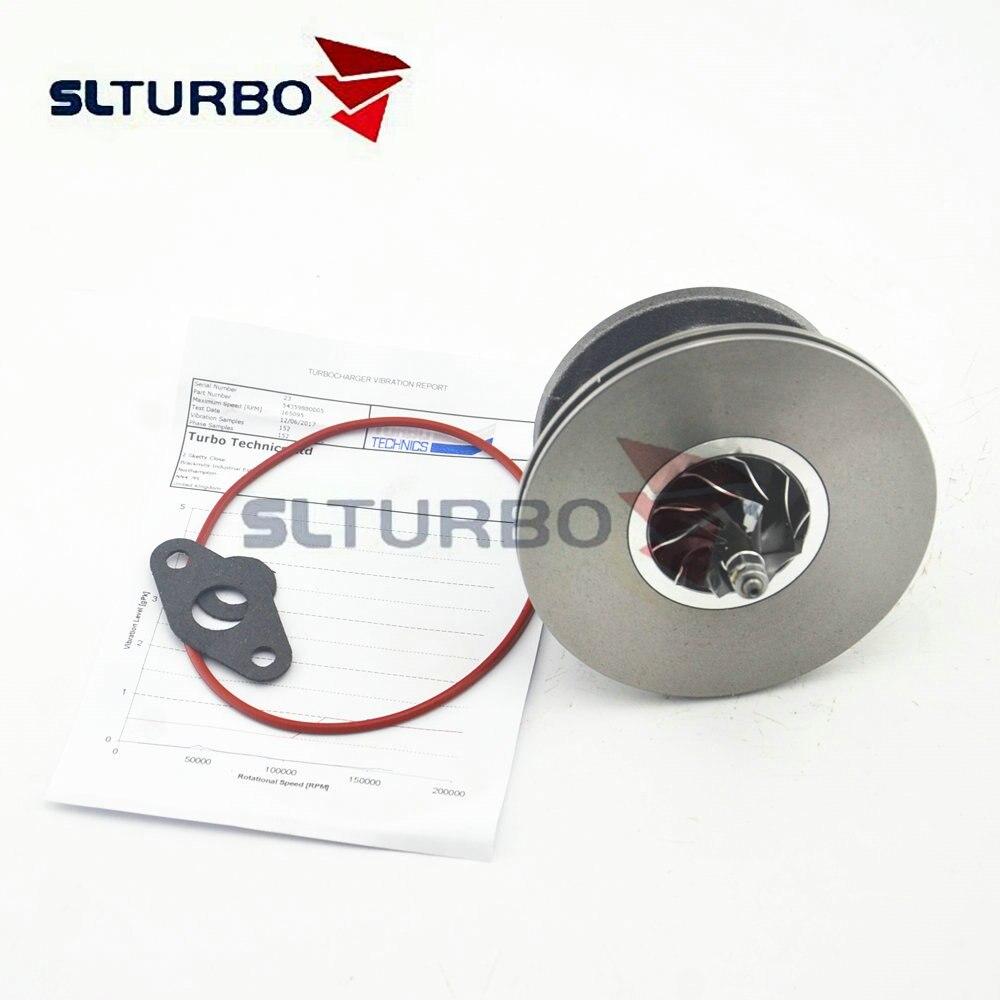 Cartridge turbine core KKK Auto turbo charger CHRA For Opel Agila B 1.3 CDTI 70HP Z13DTJ 2008- 860067 93177409 73501344
