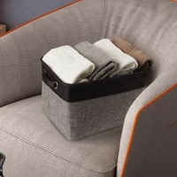 3 pieces personalized pet dog toy storage basket dog canvas foldable linen storage box bins dog accessories pet set supplie