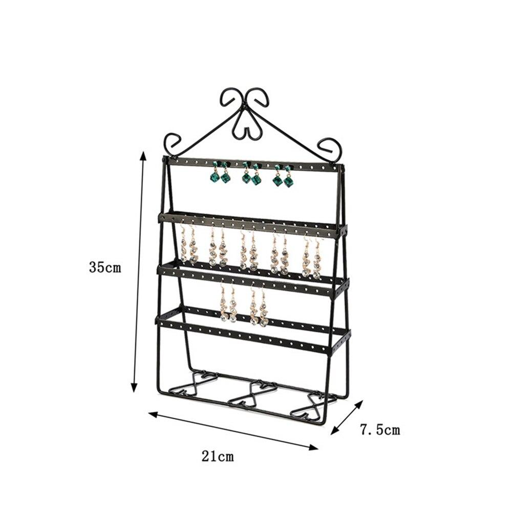 4-Слои-112-отверстия-вмещать-до-56-пар-серьги-гвоздики-в-форме-Двухсторонние-серьги-подставка-держатель-Для-женщин-ювелирные-изделия-Дисплей-с