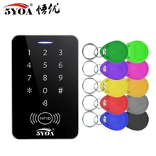 Ouvre-porte de Garage électrique numérique   Système de contrôle daccès RFID dispositif dinterphone Machine serrure de porte électronique intelligent
