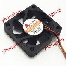 Y.S TECH YW04510012LM DC 12V 0.14A 45x45x10mm ventilateur de refroidissement de serveur à 3 fils