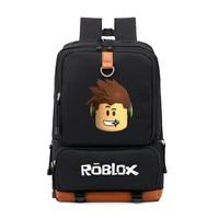 Школьные ранцы roblox для девочек и мальчиков, Детские рюкзаки для подростков, дорожные сумки для ноутбука