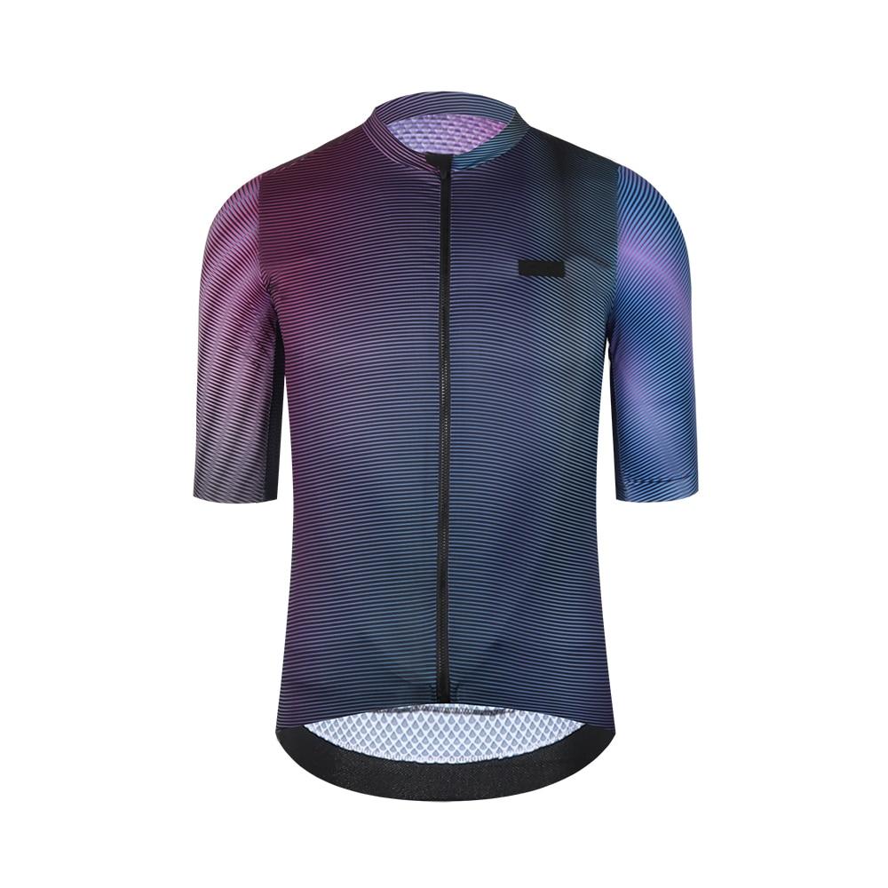 SPEXCEL-قميص ركوب الدراجات بأكمام قصيرة ، ملابس رياضية مع جيب مقاوم للماء ، سلس ، أحدث إصدار 2020